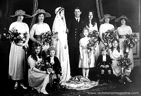 1919 Wedding Dress Princess Patricia of Connaught granddaughter of Queen